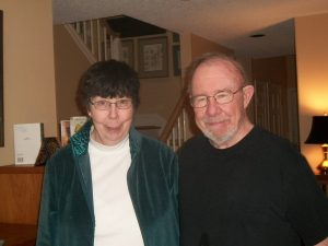 Jack Sigler and his sister Mary Ann