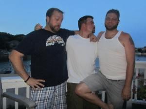 Me Luke and Aaron BEst One