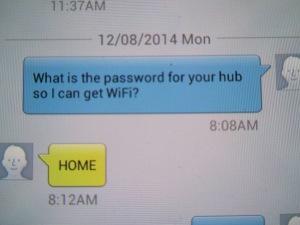 WiFi text 1