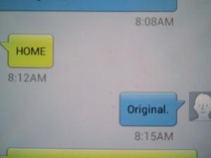 Wifi text 2